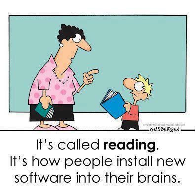Reading - New Software